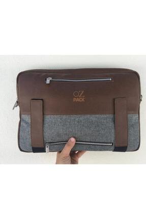 OZPACK Traveler Koyu Kahve Büyük Laptop