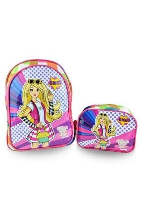 SEASONPOLO CLUB Barbie Bebek Okul Sırt Çantası