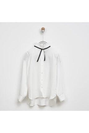 Panço Kız Çocuk Gömlek 2021gk06007