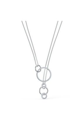 Swarovski Kolye Stone-necklace Chain Cry-rhs 5512604
