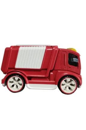Toys Oyuncak Itfaiye Kamyonu 26 Cm Kırılmaz Malzeme