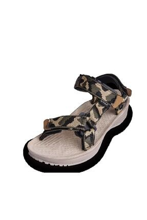 Merrell Triop Terra Army Comouflage Sandalet