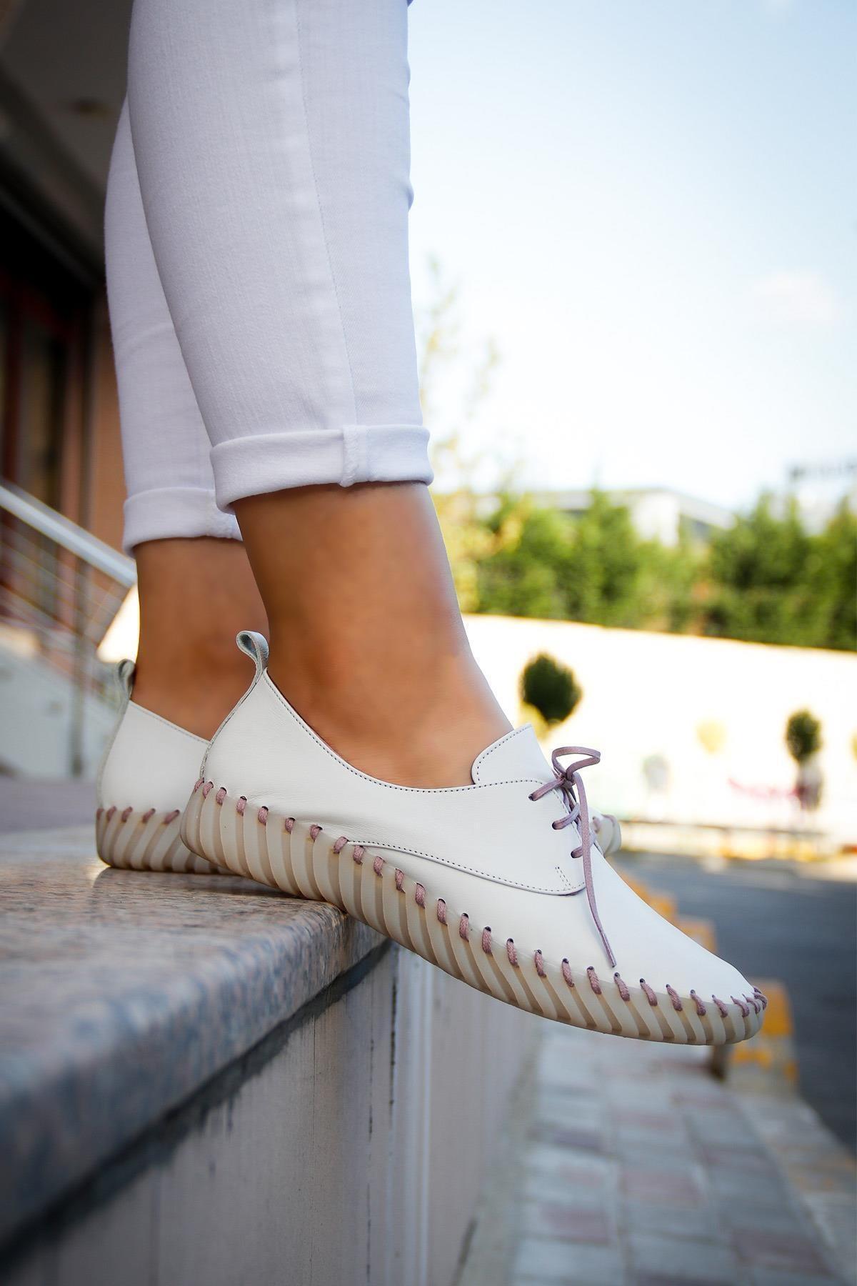 BUENO Shoes Kadın Spor 20wq0200 1
