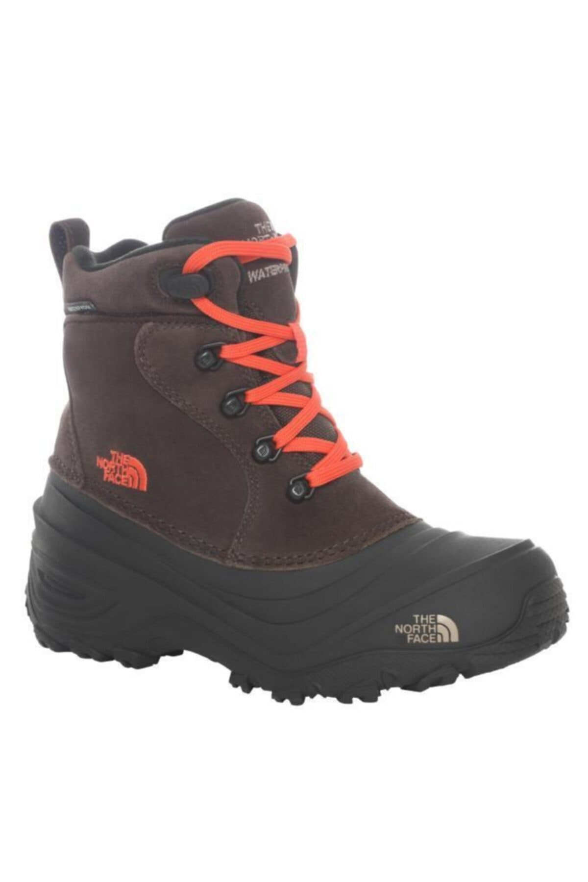 THE NORTH FACE Youth Chilkat Lace 2 Çocuk Bot Kahverengi 1