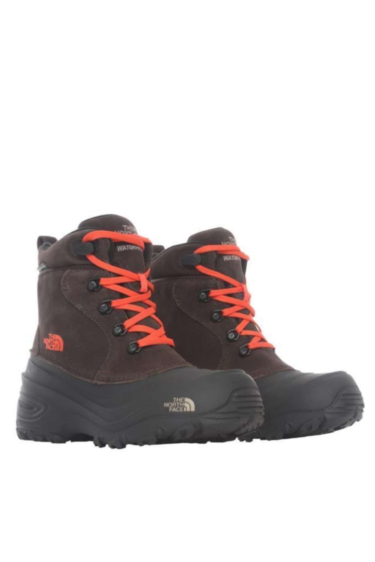 THE NORTH FACE Youth Chilkat Lace 2 Çocuk Bot Kahverengi 2