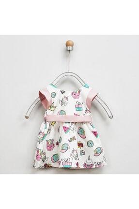 Panço Kız Bebek Elbise 2011gb26035