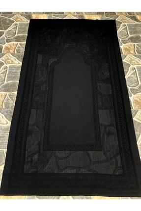 FIRAT Etuval Etamin Seccade Işlemelik Kumaş Siyah