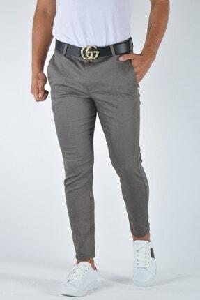 Terapi Men Erkek Slim Fit Keten Pantolon 20y-2200336 Vizon