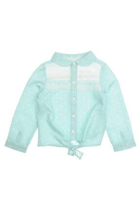 Panço Kız Çocuk Gömlek 1812255100