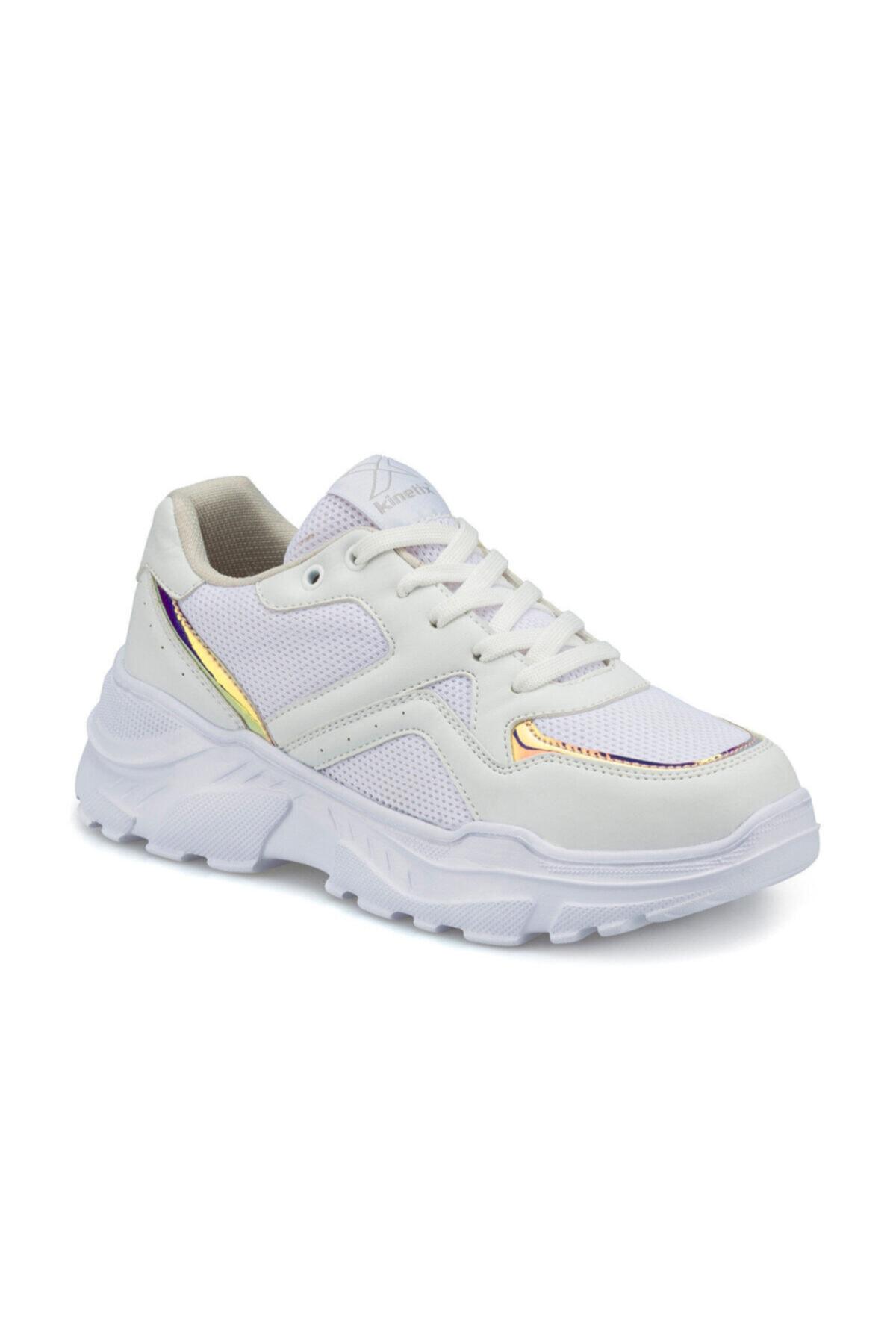 Kinetix PENTA W Beyaz Kadın Sneaker Ayakkabı 100484236 1