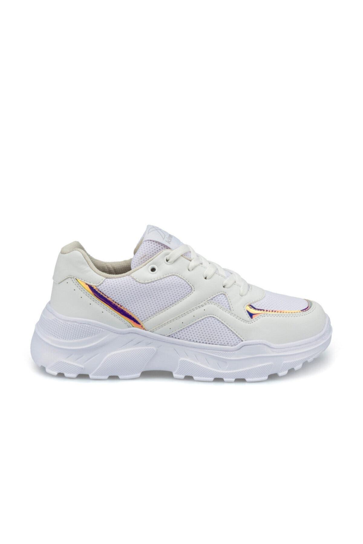 Kinetix PENTA W Beyaz Kadın Sneaker Ayakkabı 100484236 2