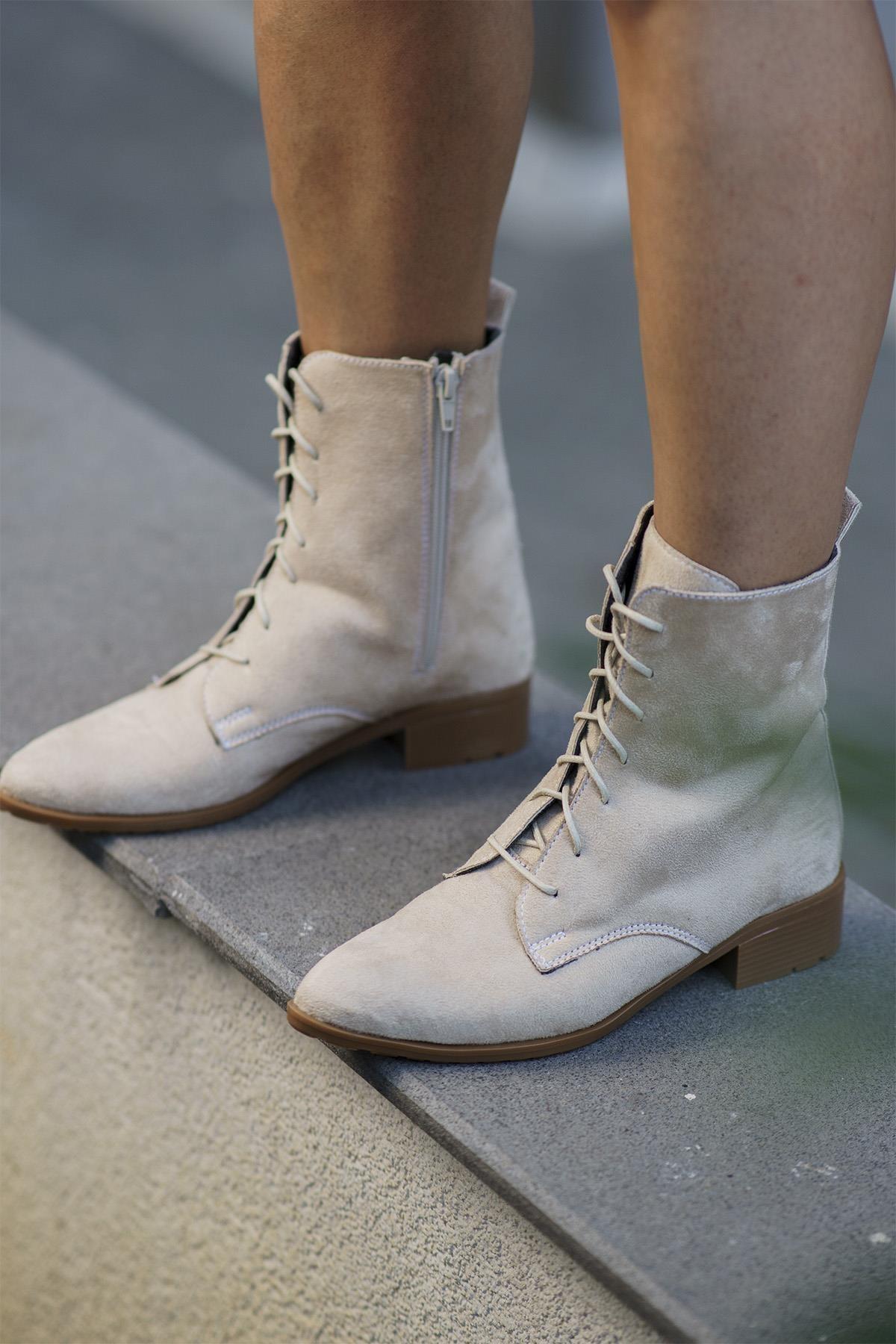 OCT Shoes Cilt Kadın Bot Ts1045 1