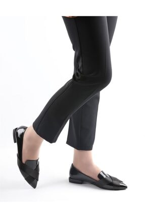 Buffalo Knıttıng Black Style Topuklu Ayakkabı