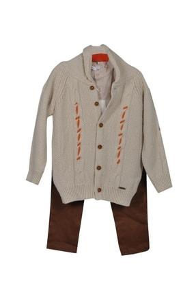 MonaRoza Erkek Takım 16112 Erkek Çocuk Giyim