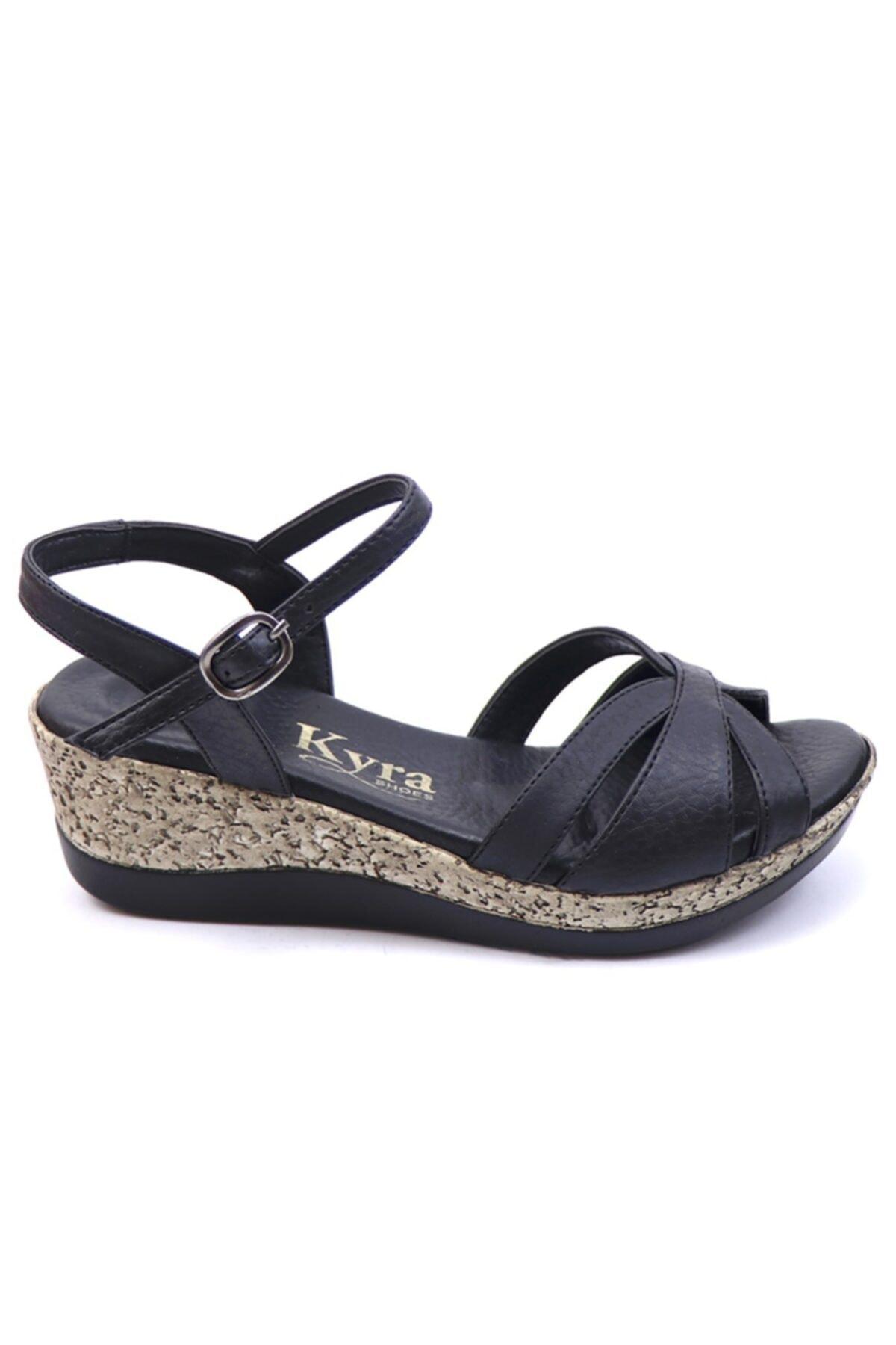 Kayra 02 Kadın Sandalet 2