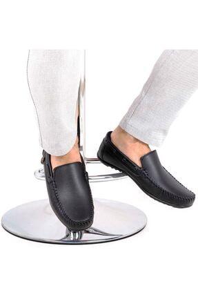 Milano Brava Ortopedik Loafer Erkek Ayakkabı Mln1001 Siyah