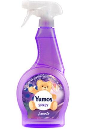 Yumoş Parfüm Oda Ve Giysi Parfümü Sprey Lavanta Ferahlığı 500ml*12 Adet