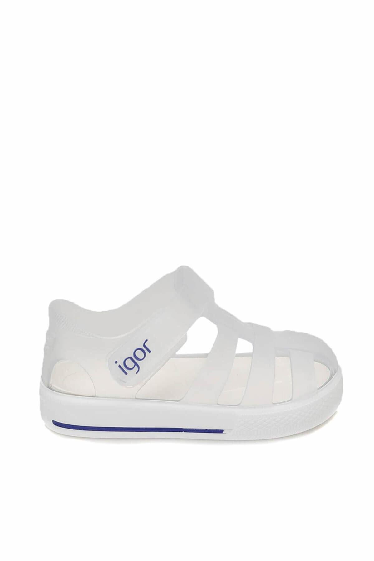 IGOR Beyaz Unisex Çocuk Sandalet 000000000100346399 1