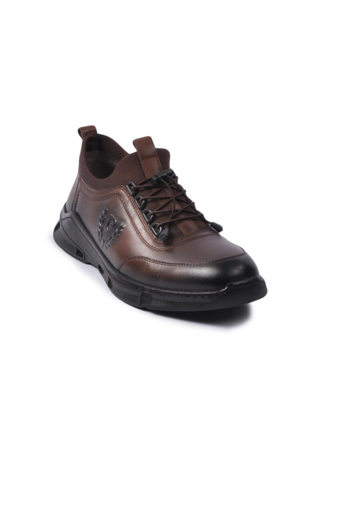 Pierre Cardin -1 Kahve Erkek Günlük Ayakkabı 1