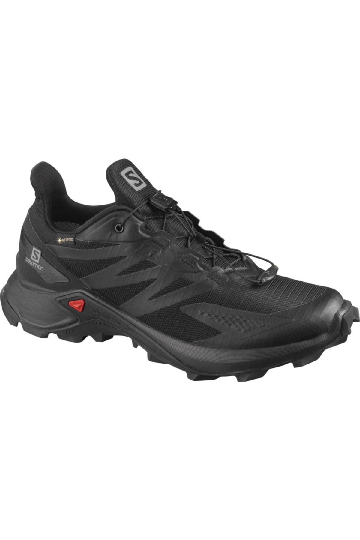 Salomon Supercross Blast Gtx Kadın Siyah Outdoor Ayakkabı L41110200 1