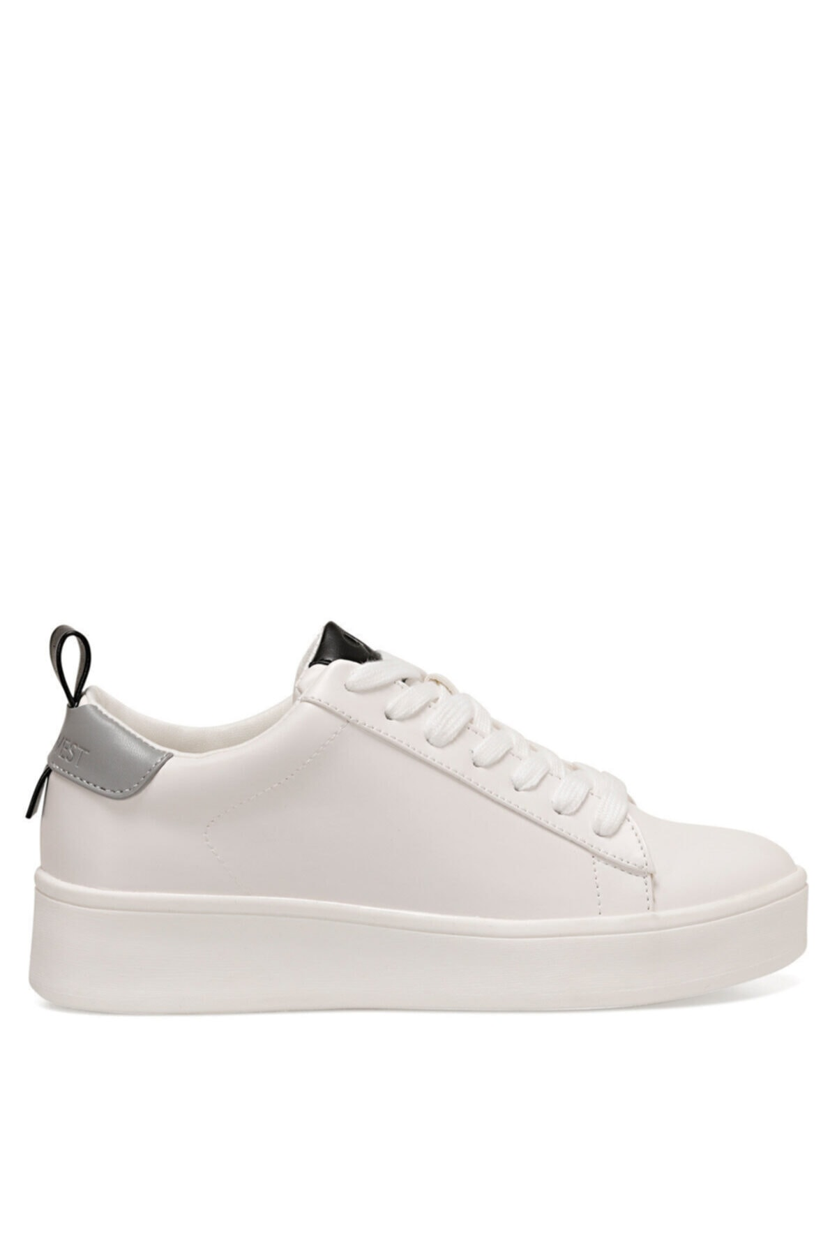 Nine West STENNA Beyaz Kadın Sneaker Ayakkabı 100524845 1