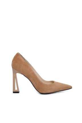 KEMAL TANCA Kadın Derı Stiletto Ayakkabı 22 8010 Bn Ayk Sk20-21