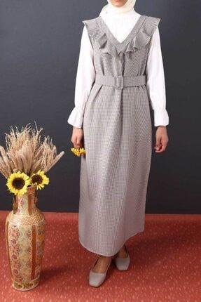 Loreen Kazayağı Gömlekli Elbise
