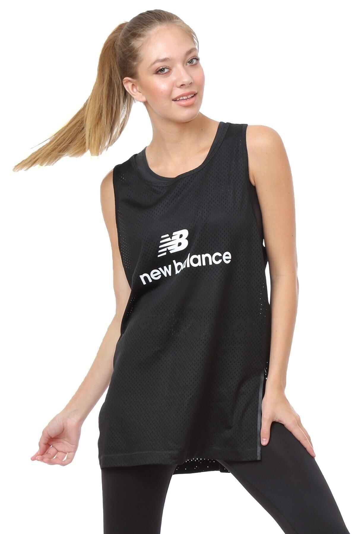New Balance Kadın Siyah Atlet Nbtw2006-bk 2