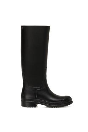 Nine West ANABEL Siyah Kadın Yağmur Çizmesi 100664053