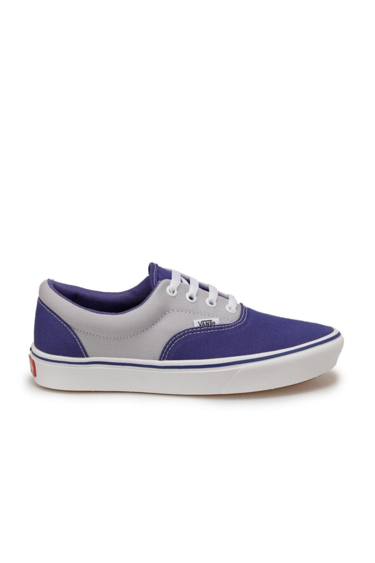 Vans UA COMFYCUSH ERA Mavi Erkek Kalın Tabanlı Sneaker 100583460 2