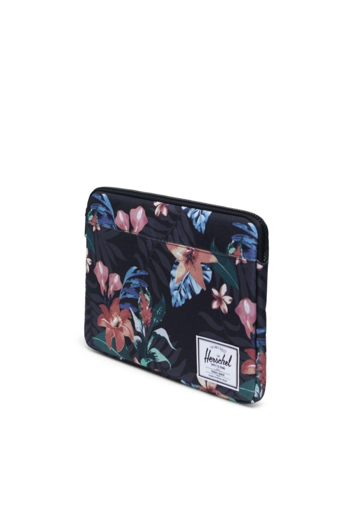 Herschel Supply Co. Herschel Supply Laptop Kılıfı Anchor Sleeve For 15 Inch Macbook Summer Floral Black 2