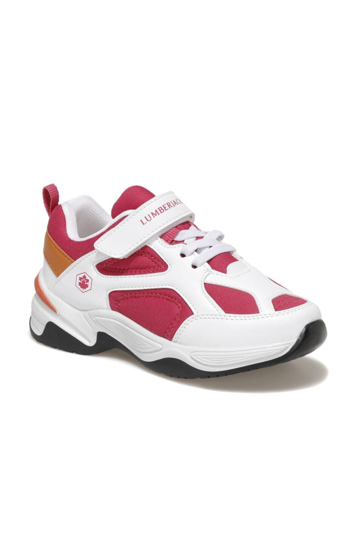 lumberjack LEGEND JR Beyaz Kız Çocuk Yürüyüş Ayakkabısı 100553188 1