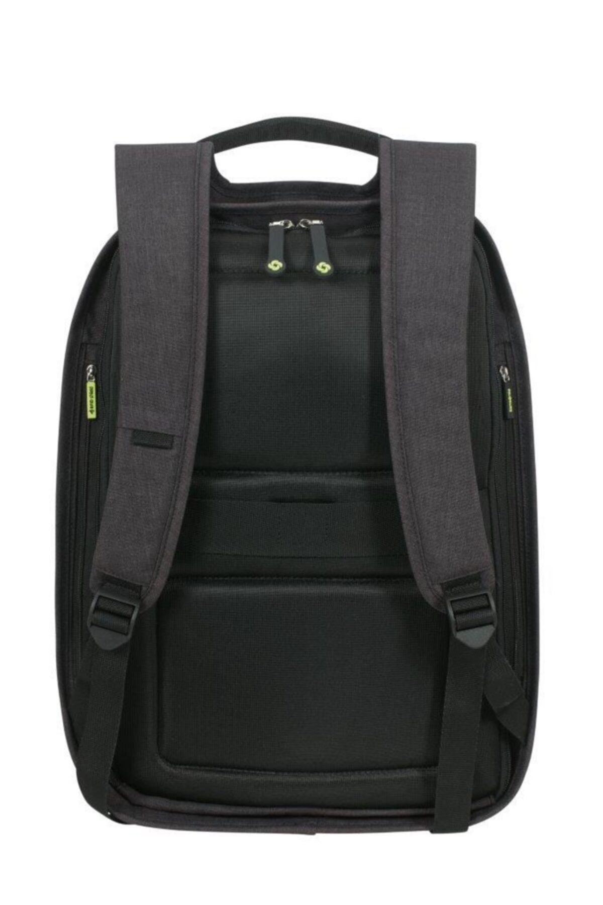 "Samsonite Samsonıte Ka6-09-001 15.6"" Securipak Notebook Sırt Çantası Siyah 2"
