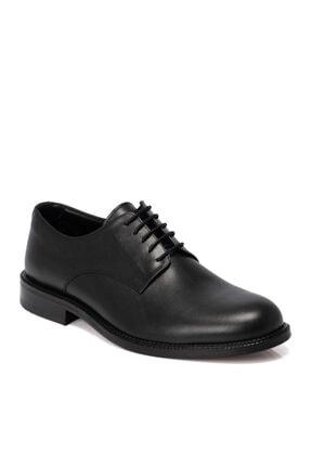 Tergan Siyah Deri Erkek Ayakkabı 55020a43