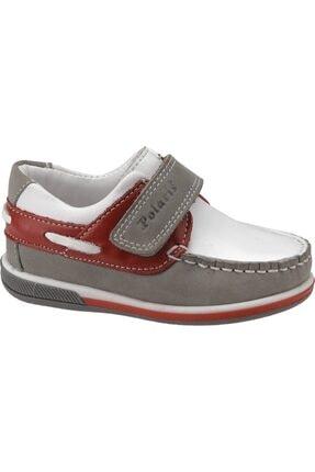 Polaris 51.505068 Ortopedik Erkek Çocuk Deri Ayakkabı