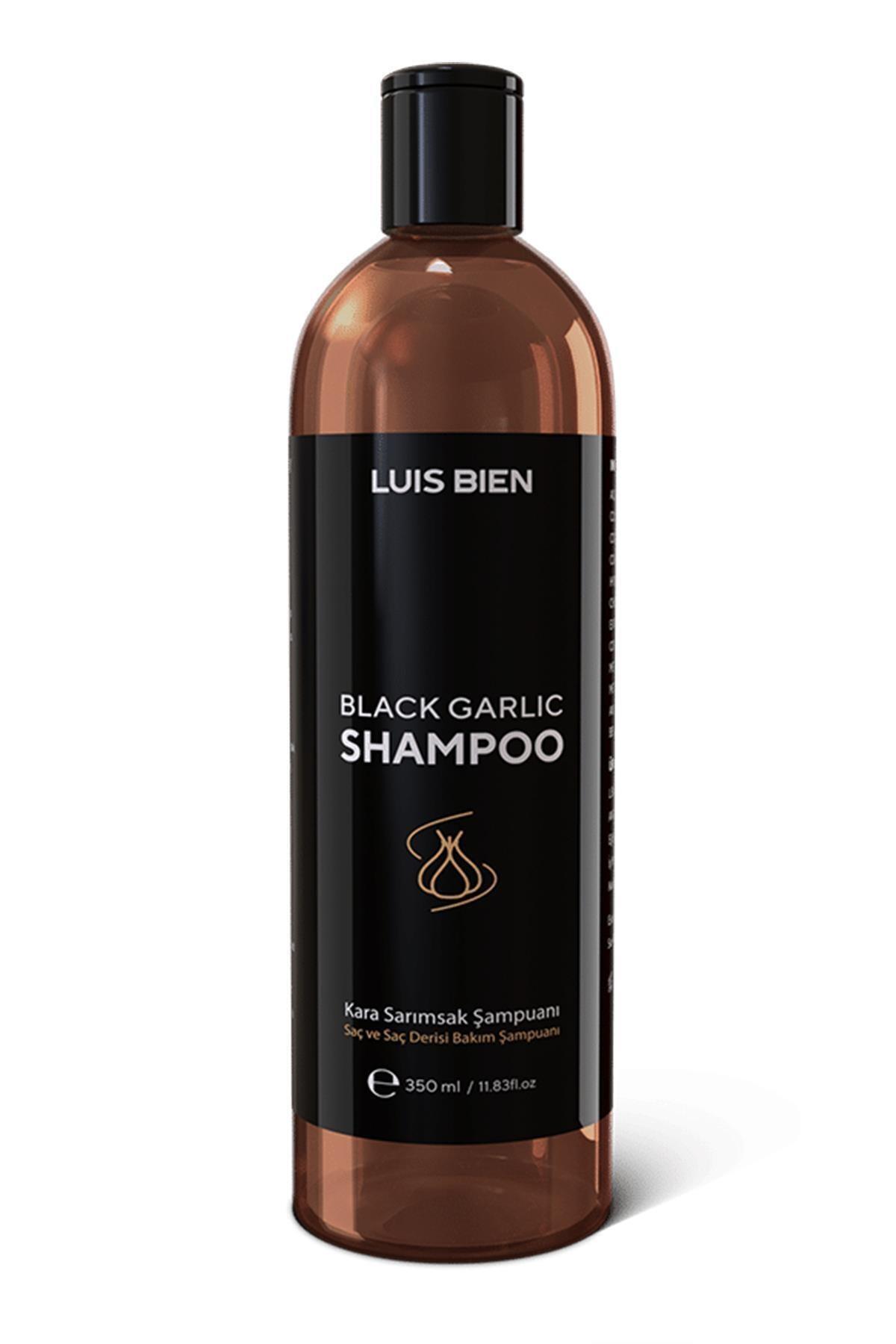 Luis Bien Siyah - Kara Sarımsak Şampuanı 350 ml 1