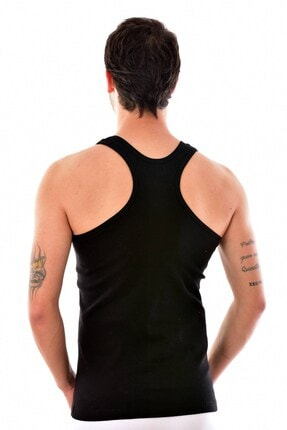 Seher Unisex Siyah Spor Atlet 3 Adet 0058