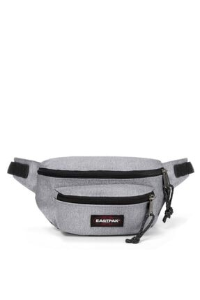 Eastpak Unisex Gri Doggy Bag Sunday Bel Çantası