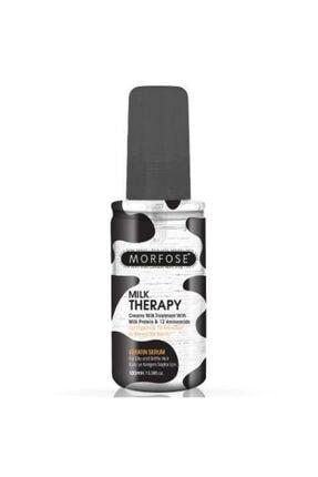 Morfose Milk Serum Therapy Keratin Saç Serumu 100ml