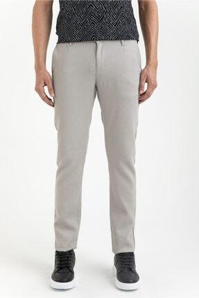 Avva Erkek Taş Yandan Cepli Armürlü Slim Fit Pantolon A01y3043