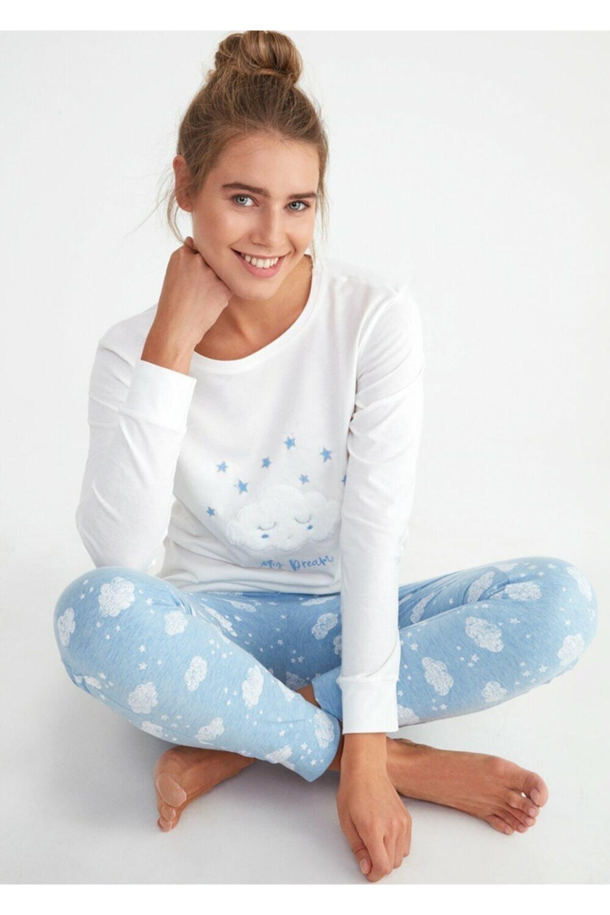 SUWEN Bella Spor Pijama Takımı 1