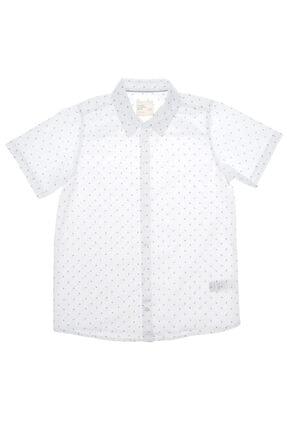 Panço Erkek Çocuk Kısa Kollu Gömlek 1811207100