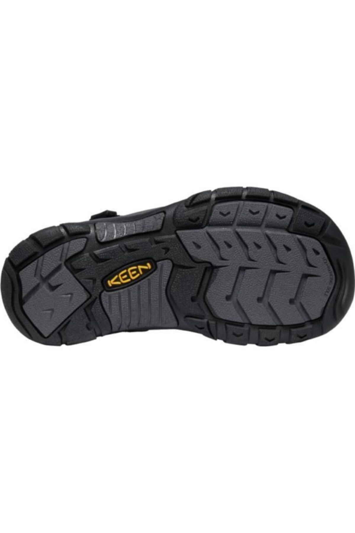 Keen Newport H2 Genç Sandalet Siyah 2