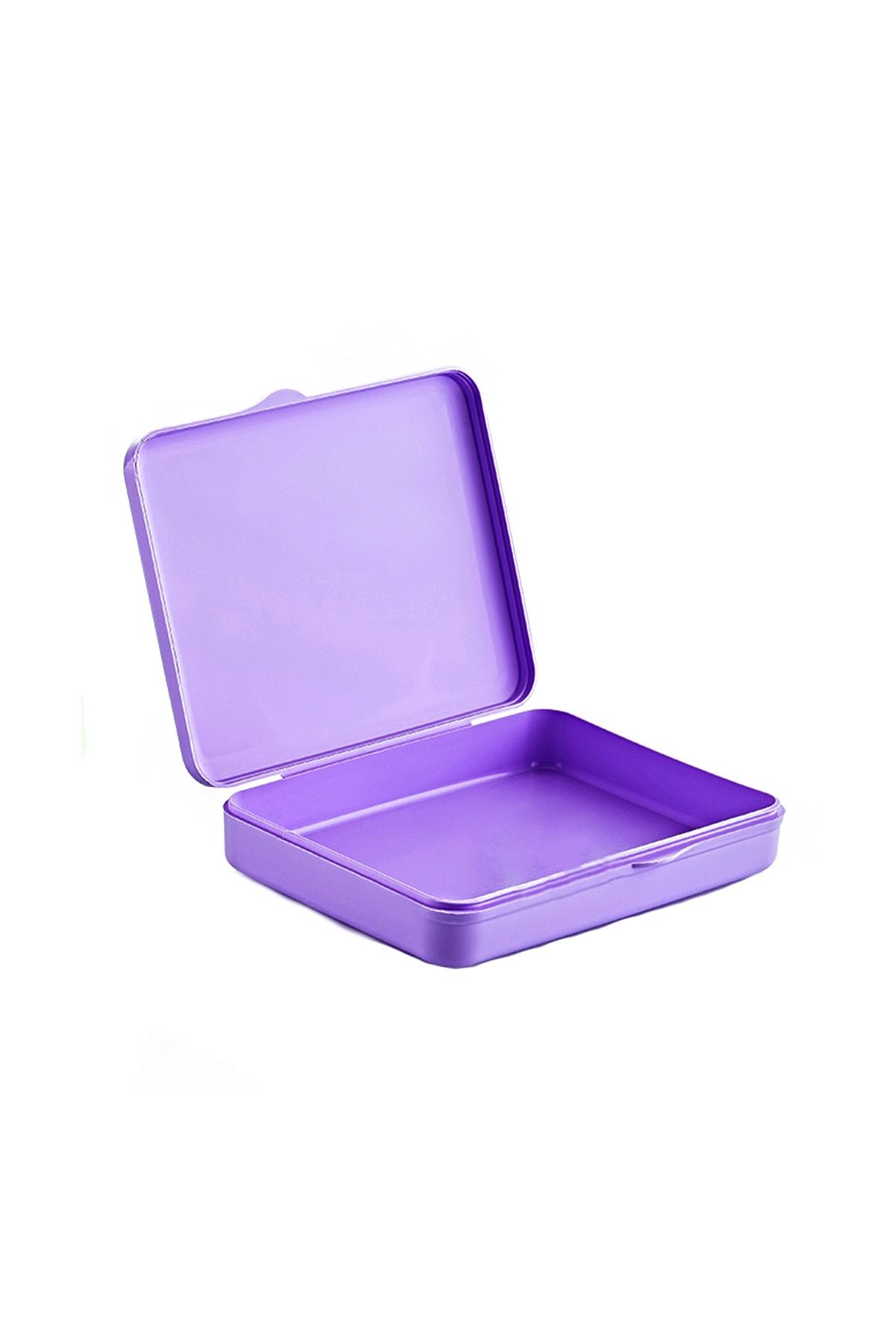 Helen's Home Plastik Ped Çantası Ped Düzenleme Ve Saklama Kutusu 2