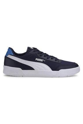 Puma Caracal Style Unisex Lacivert Günlük Ayakkabı 37111603
