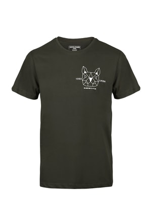 Jack & Jones Bisiklet Yaka T-shirt 12190489 Jcoropedog