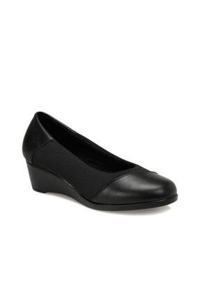 Polaris 161389.z Siyah Kadın Comfort Ayakkabı