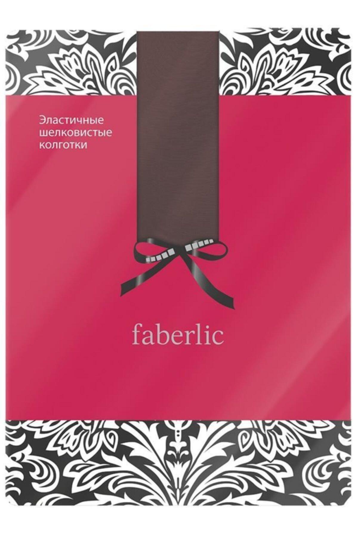 Faberlic Kahverengi Külotlu Çorap M 82763 1