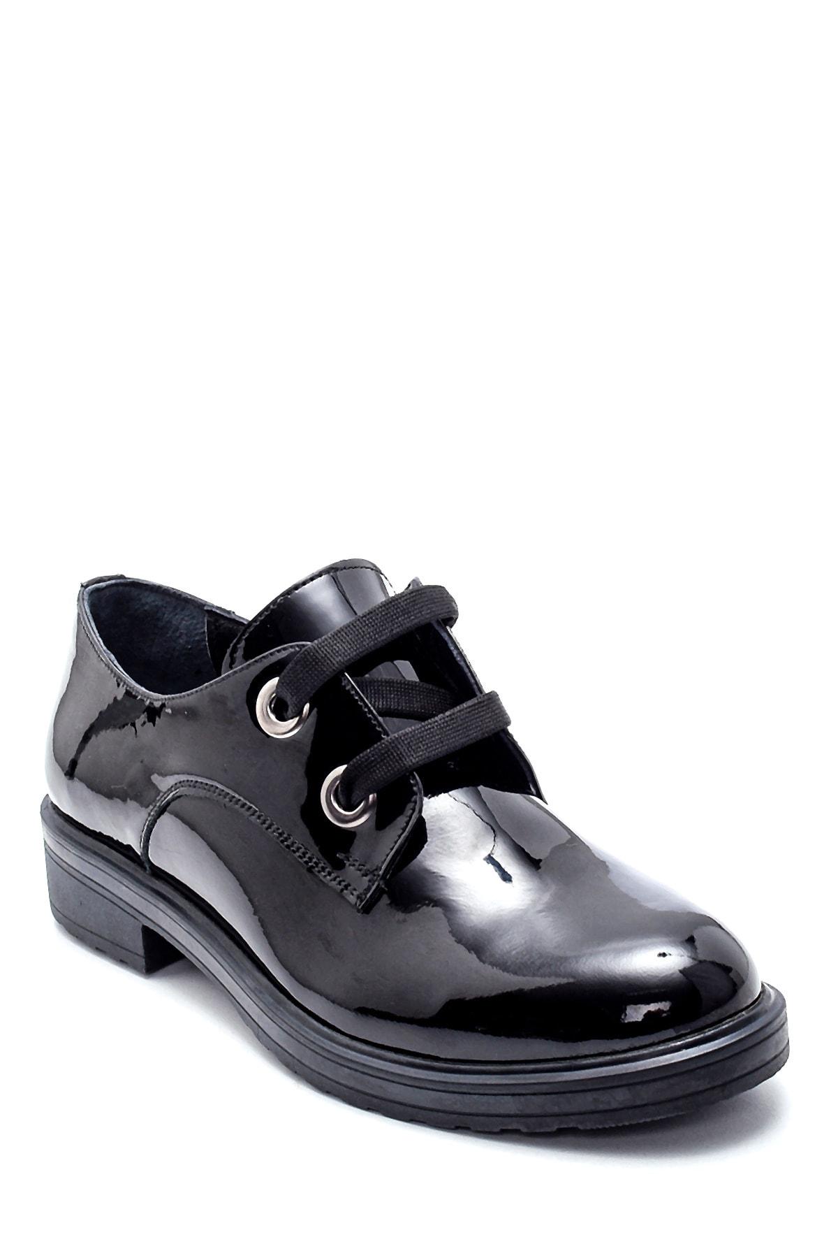 Derimod Kadın Deri Rugan Ayakkabı 2
