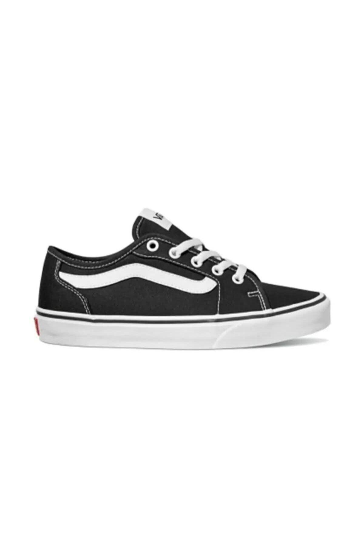 Vans WM FILMORE DECON Siyah Kadın Sneaker Ayakkabı 100580590 1
